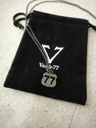 Varde77×THEFT / ARMY ROAD NECKLACE