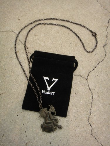 Varde77×THEFT / DEVIL NECKLACE